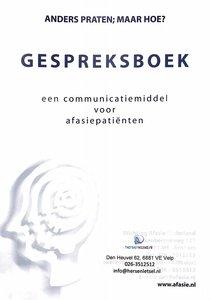 Folder over het Gespreksboek