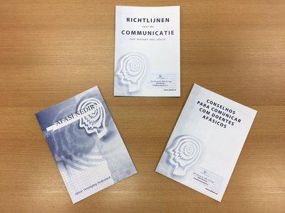 Richtlijnen voor de communicatie (afasie)