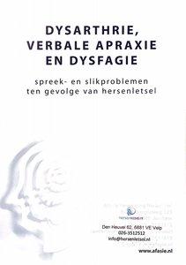 Dysartrie, verbale apraxie en dysfagie