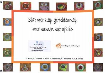 Kookboek voor mensen met afasie/NAH